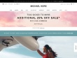 Up To 50% OFF Sale At Michael Kors