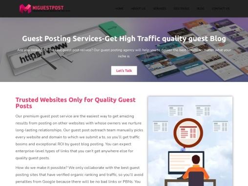 best guest posting service -Mi guest post