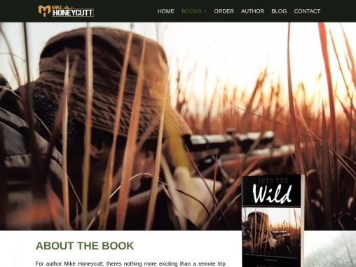 Into The Wild By Mike Honeycutt