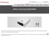 Medical Isolation Transformer in India