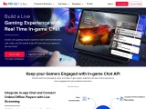 Live Chat Experience to Enhance Gamer's Life and Player's Attention