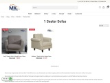 Sofa Set – Buy Single Seater Sofa Set Online in India   High Quality Furniture
