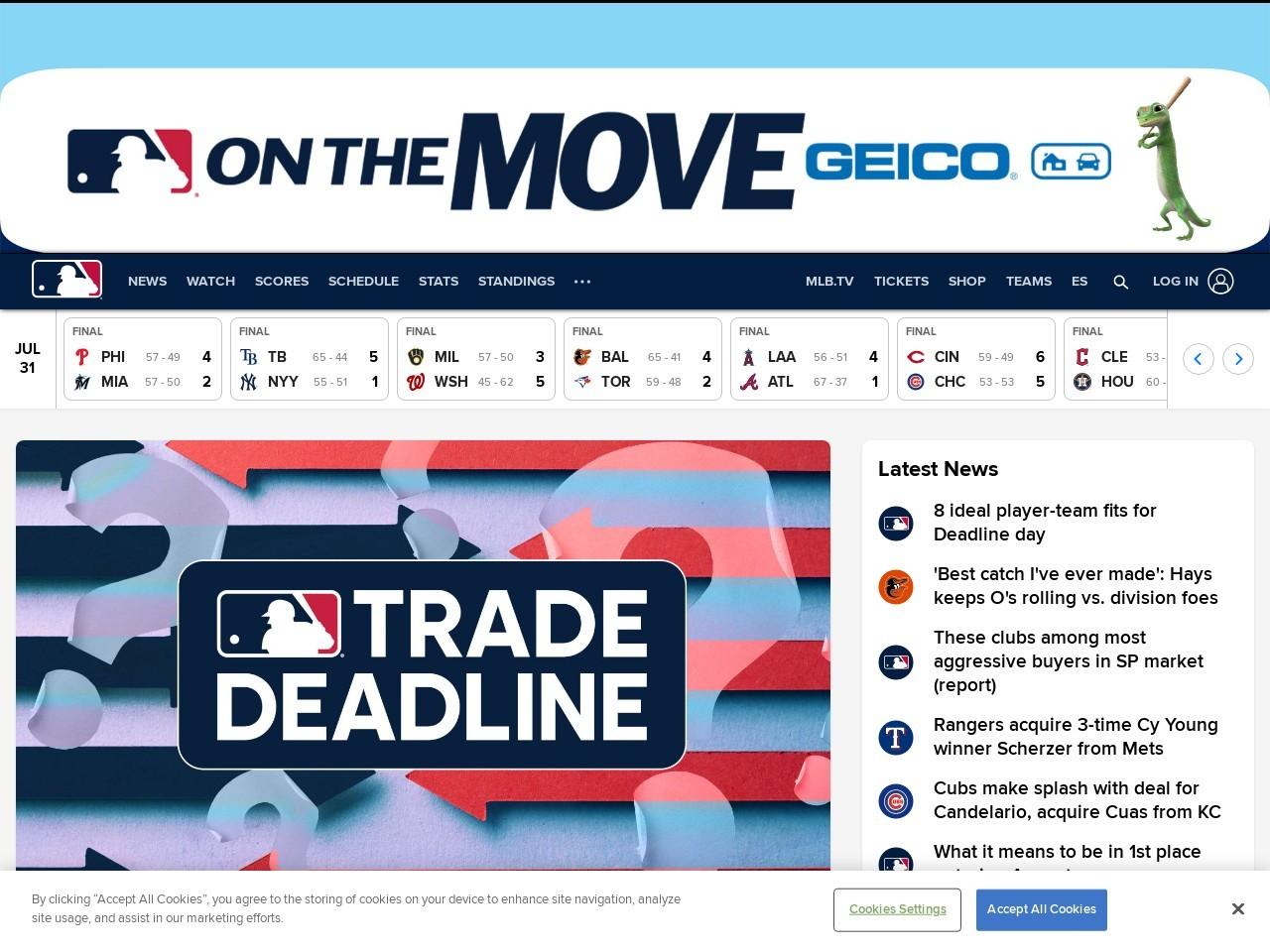 Yankees On Demand: Chance Adams