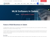 Best MLM Software Company in Salem