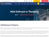 Best MLM Software in Thanjavur