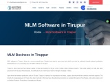 MLM software Company in Tirupur