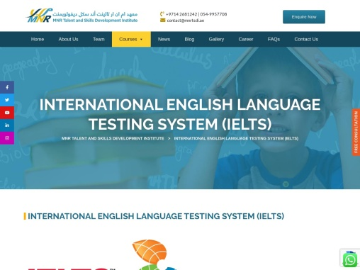 English speaking course in UAE