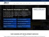Hire Xamarin App Developers | Xamarin App Development Services
