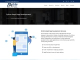 Best Python Mobile App Development company India | Rapid Application Development