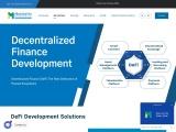 Decentralised Finance Service Provider