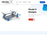 Model X Design   Engineering design services in London