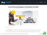 How Do Structural Engineers Get Benefits From BIM?