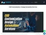 CAD Customization & Design Automation Services