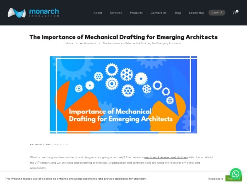 The Importance of Mechanical Drafting for Emerging Architects