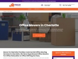 Office Movers in Charlotte, TX