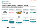 Find Local Movers Near You: Compare Local Moving Quotes