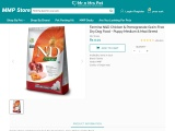 Buy Farmina N and D Chicken and Pomegranate Grain-Free Dry Dog Food