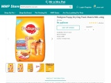 Pedigree Puppy Dry Dog Food Meat and Milk