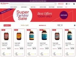 Mr Vitamins screenshot