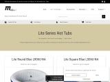 MSPA Lite series Hot tub