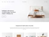 Mubu | Solid Timber Furniture Made & Designed in Australia