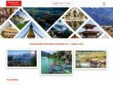 Nepal Tour Package from Kathmandu Airport, Kathmandu to Nepal Tour Package