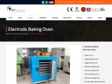 Electrode Baking Oven, Electrode Baking Oven Suppliers, Manufacturers in India