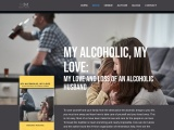 My Alcoholic, My Love by Margaret Moschak
