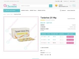 Buy Tadarise 20 And Use Coupon Code For Discount