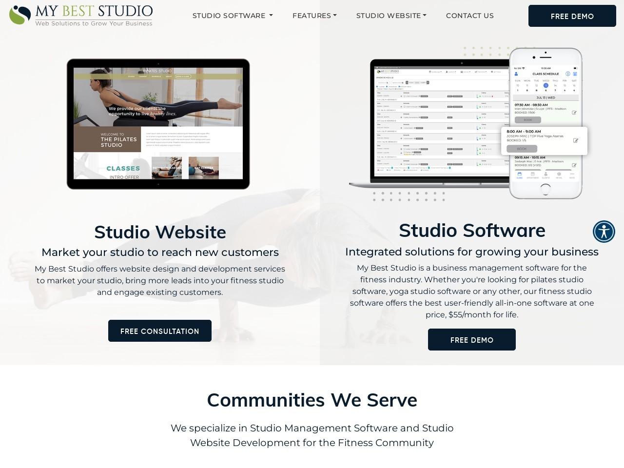 Best Crossfit Website Design And Development