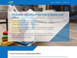 Cleaners Oxford | Domestic House Cleaning
