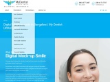 Digital Mock-up Smile Treatment In Bangalore– My Dentist Dental Clinic for Complete Dental Solution.