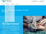 Best Root Canal Treatment In Bangalore -MyDentistNow