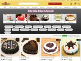 Online Cake Delivery In Amravati From MyFlowerTree