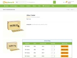 Vilitra | Low Price ED Medicine At Online