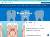 Dental Filling and Tooth Cavity Filling – My Gentle Dentist