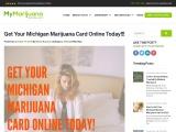 Medical marijuana card Michigan online