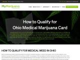 Medical Marijuana Card Ohio- My marijuana cards