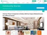 Interior Fitout Companies in Dubai   Interior Fit out Company in UAE