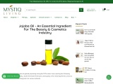 Jojoba Oil – An Essential Ingredient For The Beauty & Cosmetics Industry