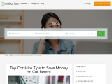 Top Car Hire Tips to Save Money on Car Rental
