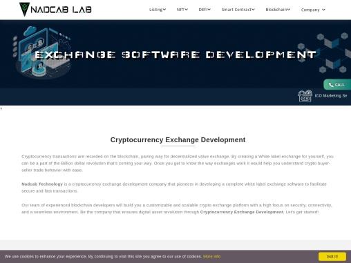 Exchange Development Company In India