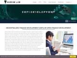 Defi Development Services Nadcab Technology