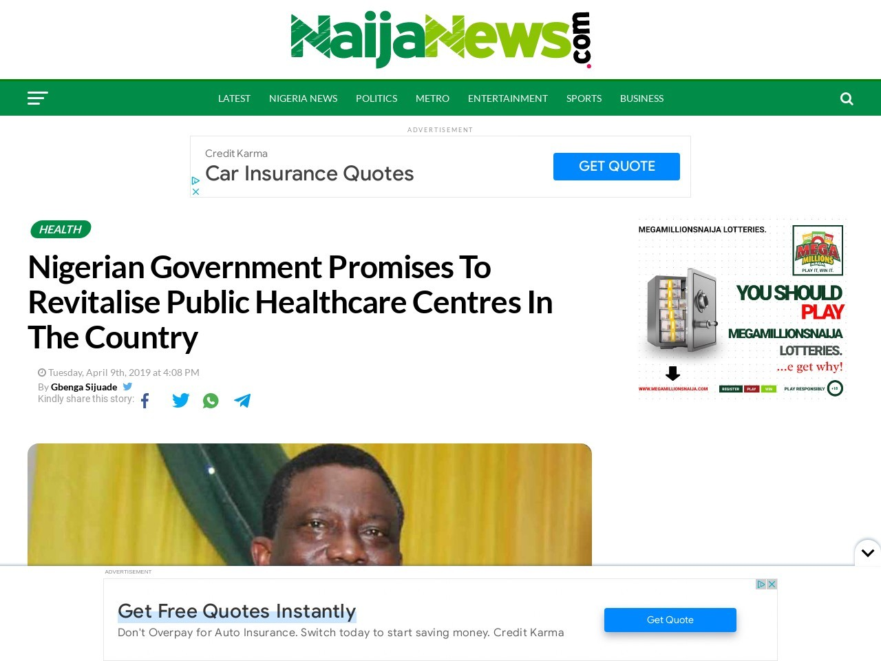 …To Revitalise Public Healthcare Centres In The…