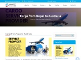 Cargo Service from Nepal to Japan