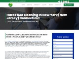 Hard Floor Cleaning Services – Connecticut, New York, New Jersey