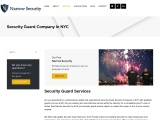 Security Guard Services In NYC