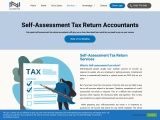 Self assessment tax return accountants