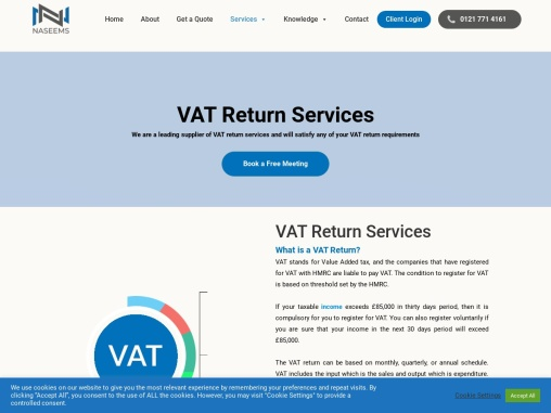 VAT specialists