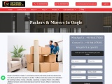 National Removals Packes and movers in Ongle